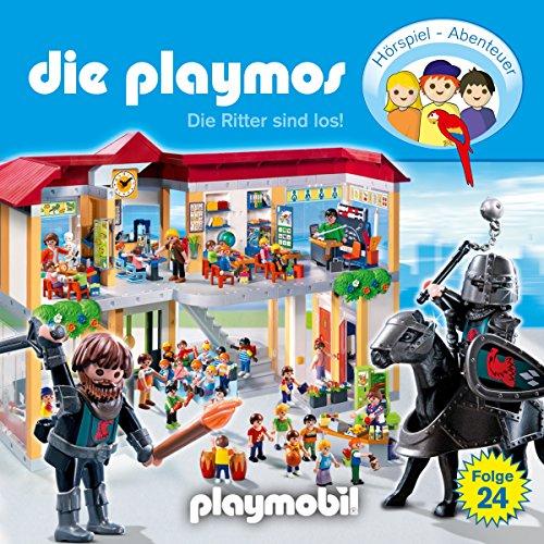 Die Ritter sind los! (Die Playmos 24) Titelbild