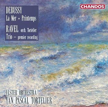 Debussy: La mer & Printemps - Ravel: Piano Trio in A minor
