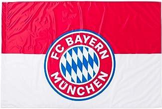 FC Bayern München vlag logo 150X100 cm - - - fanartikel-unisex