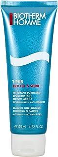 BIOTHERM HOMME T-PUR nettoyant Gel para limpieza facial 125 ml