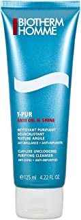 Biotherm Homme T-Pur Clay-Like Unclogging Purifying Cleanser, 125 ml