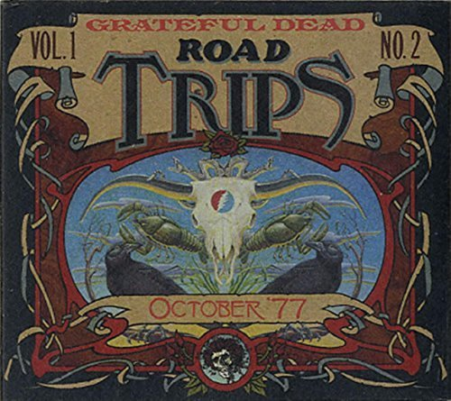 Road Trips Vol. 1 No. 2 CD by Grateful Dead (2012-09-04)