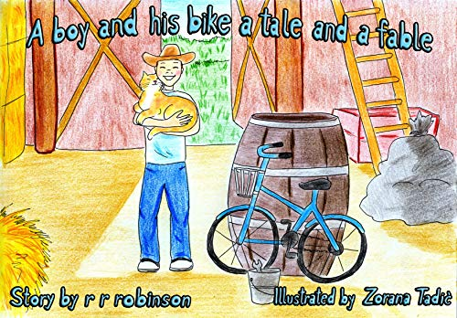 A boy and his bike a tale and a fable: Hindi version (English Edition)
