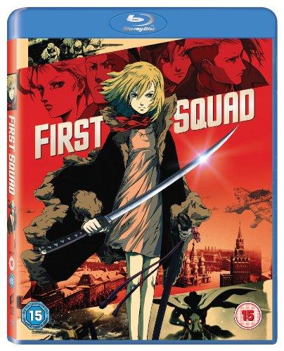 First Squad [Reino Unido] [Blu-ray]