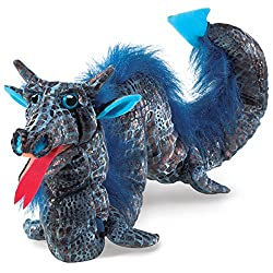 Image: Folkmanis Sea Serpent Hand Puppet