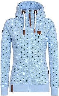 Auschecken 3025b c8c68 Suchergebnis auf Amazon.de für: sweatjacke damen: Bekleidung