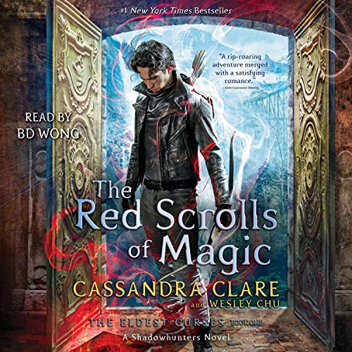 The Red Scrolls of Magic Audiobook By Cassandra Clare, Wesley Chu cover art
