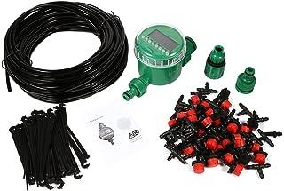 comprar comparacion 20 m Auto Temporizador Planta Auto riego Tubo Micro Sistema de riego por Goteo Kits de Manguera de pulverización de jardín...
