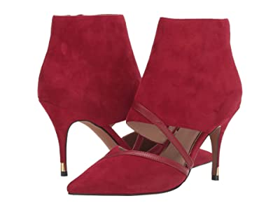 LINEA Paolo Noreen (Red Suede/Nappa) Women
