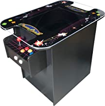 Suncoast Arcade - Full Size Cocktail Arcade Machine with Over 400 Classic Games - Industries Best 5 Year Warranty!