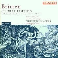 Britten: Choral Edition, Vol. 2 by B. Britten (2006-09-01)