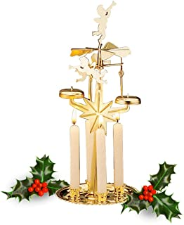 Premium Scandinavian Christmas Chime with Four Candles