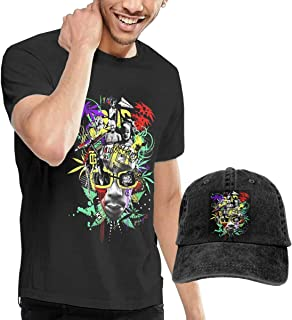 Funny Wiz-Khalifa Music Band, Fashion Mesh Hat Adult Cap Unisex Summer Adjustable