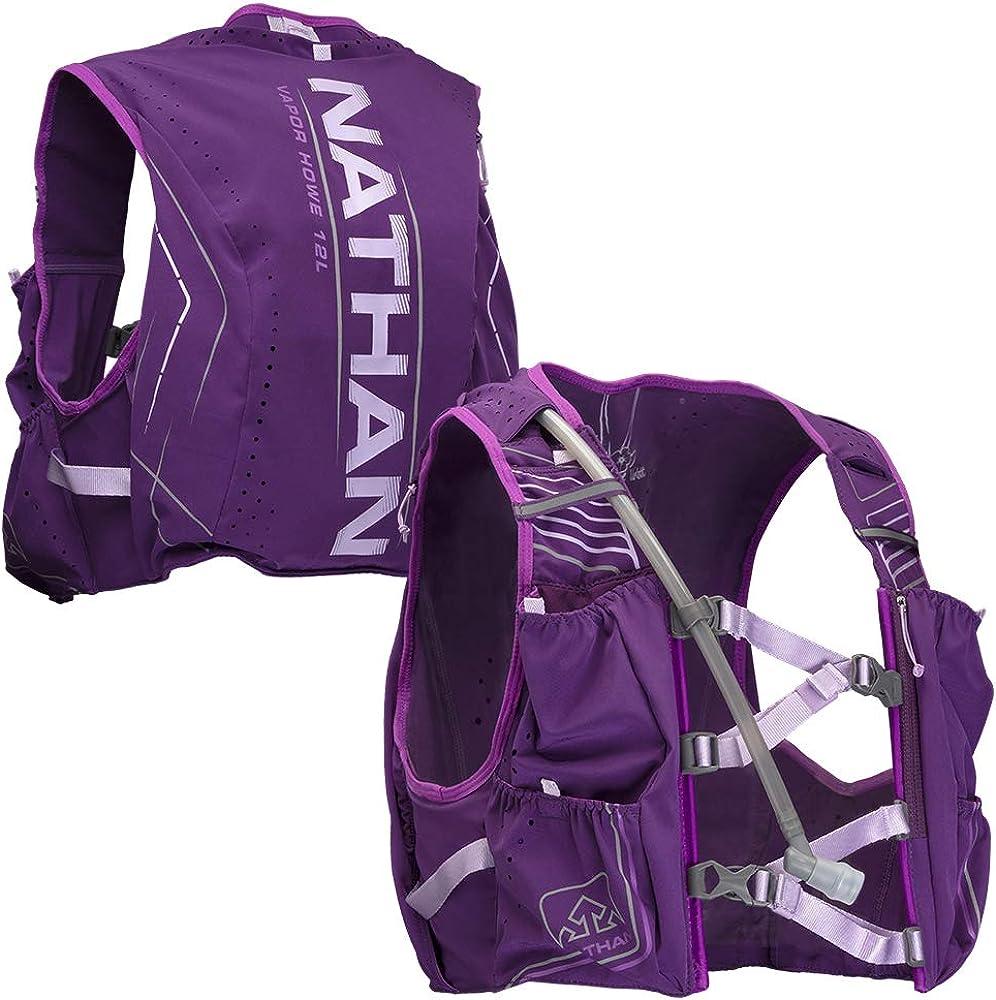 Nathan NEW before selling ☆ Women's Hydration Pack 5 ☆ popular Running Vest - 2.0- VaporHowe