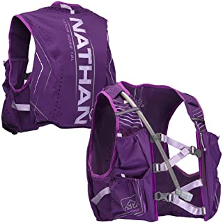 Nathan Women's Hydration Pack/Running Vest - VaporHowe 2.0-12L Capacity with 1.6 L Water Bladder, Hydration Backpack - Run...