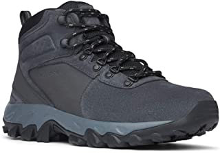 Men's Newton Ridge Plus II Suede Waterproof Boot Wide,...