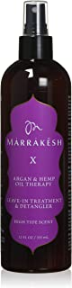 Marrakesh High Tide Leave-In Treatment and Detangler with Hemp & Argan Oil 12 fl. oz.