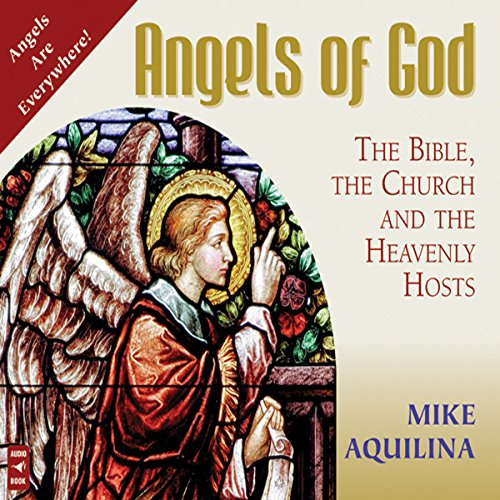 Angels of God audiobook cover art