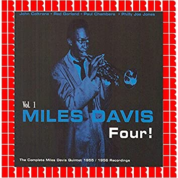Four! The Complete Miles Davis Quintet 1955-1956 Recordings, Vol. 1 (Hd Remastered Edition)