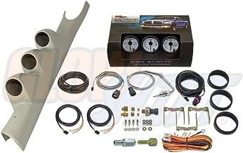 intake manifold pressure gauge
