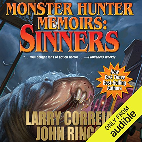 Monster Hunter Memoirs: Sinners cover art