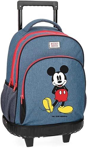 Precio por piso Mickey Et Ses Amis - - Bolsa Escolar Morado Morado Morado Morado 1  ventas en linea