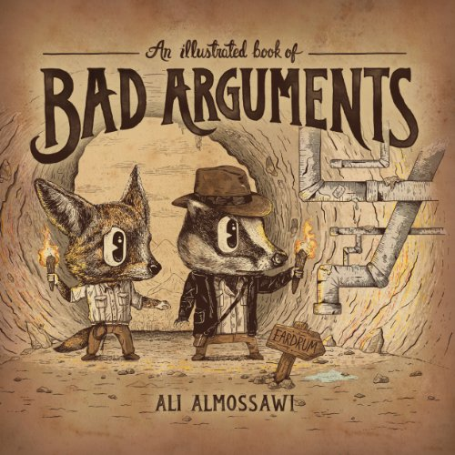 An Illustrated Book of Bad Arguments audiobook cover art