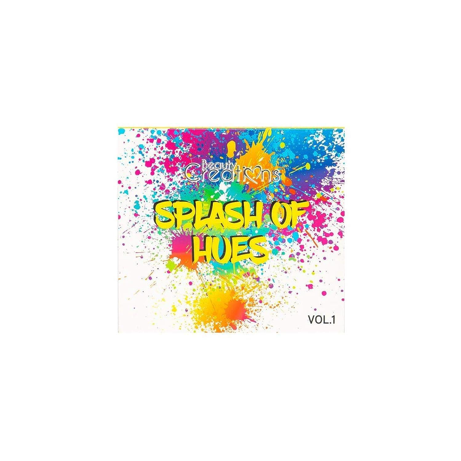 びっくりする危険にさらされている王朝BEAUTY CREATIONS Splash of Hues - Vol. 1 (並行輸入品)