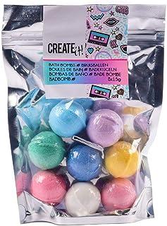CREATE IT! BATH BOMB MINI 8-PACK DISPLAY