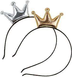 Love Sweety Girls Shiny Crown Headband Birthday Party Crown Hairband