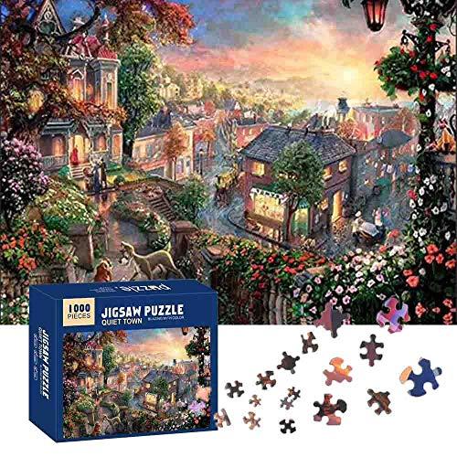 Puzzle,Puzzle Colorato 1000 Pezzi Adulti,Jigsaw Puzzle Adult,Puzzle Impegnativi,Puzzle Adulti Impegnativi,Puzzle Adulti,Puzzle Colorati Adulti,Puzzle Per Adulti