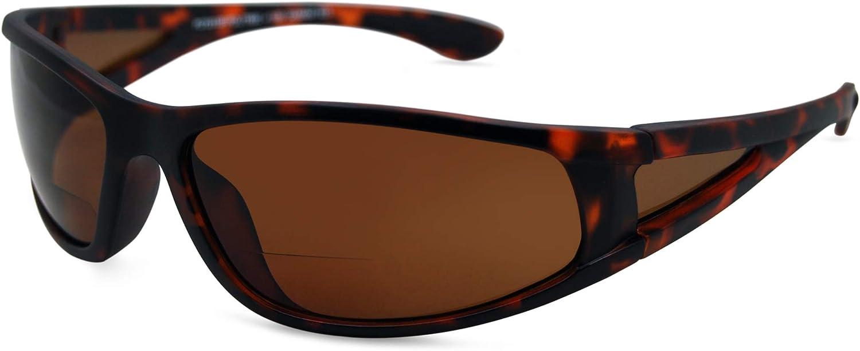 San Antonio Mall In Style 5 ☆ very popular Eyes Del Mar Wrap Polarized Bifocal Sunglasses Around