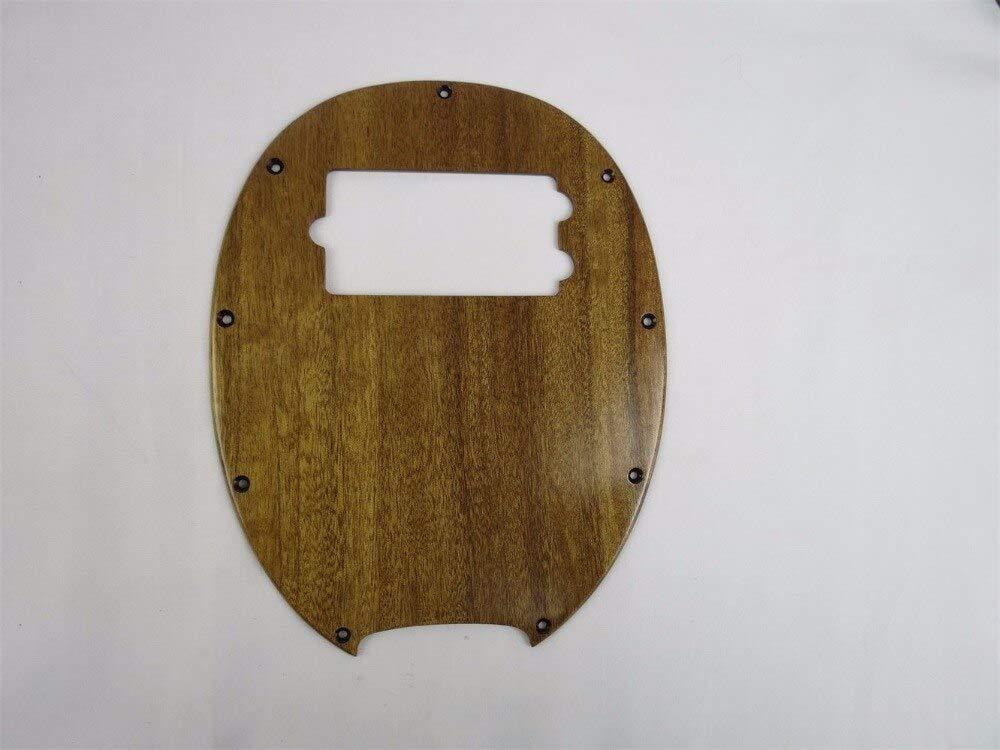 Latest item Guitar Parts 1pcs Hand-Made Vietnam Pickguard 4 String Ba for shipfree MM