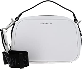 Calvin Klein CKJ Shadow Camera Bag Bright White