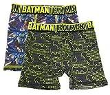 DC Comics Batman 2 Pack Boxer Briefs - X-Small