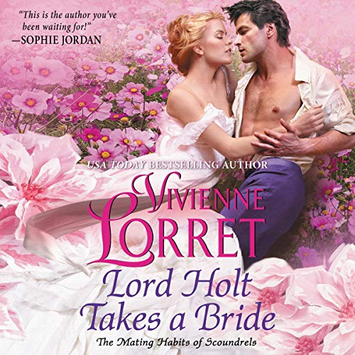 Lord Holt Takes a Bride audiobook cover art