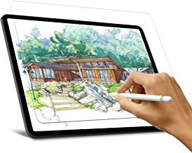 Paperlike iPad Pro 11 Screen Protector (2020 & 2018 Models) Fojojo iPad Pro 11 Matte PET Paper Texture Film with Anti Glare for Writing & Drawing, Apple Pencil Compatible/Face ID