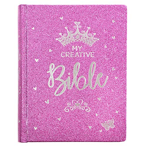 Compare Textbook Prices for ESV Holy Bible, My Creative Bible For Girls, Purple Glitter Cloth Hardcover Bible w/Ribbon Marker, Illustrated Coloring, Journaling and Devotional Bible, English Standard Version  ISBN 9781432129231 by Christian Art Gifts
