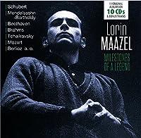 LORIN MAAZEL/ 10 ORIGINAL ALBUMS