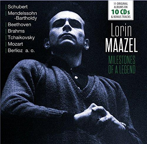 Milestones of a Legend - 11 Original Albums - Lorin Maazel