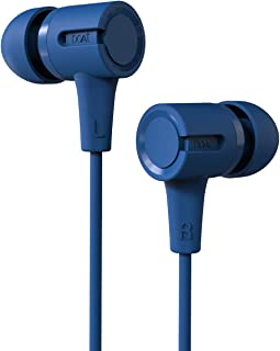 boAt Bassheads 102 in Ear Wired Earphones with Mic(Jazzy Blue)