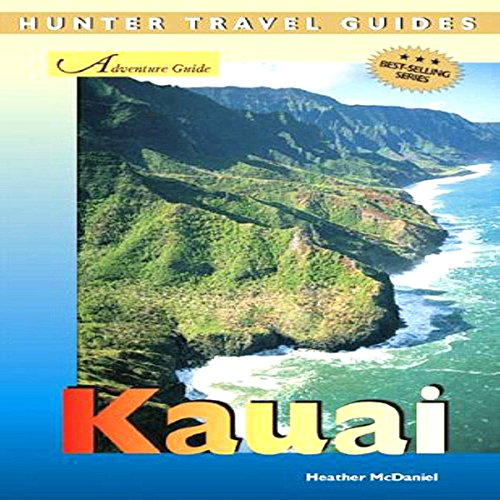 Kaua`I Adventure Guide (Travel Adventures) audiobook cover art