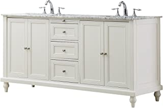 Best 70 inch bathroom vanity without top Reviews