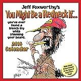 Jeff Foxworthy's You Might Be A Redneck If... 2016 Day-to-Day Calendar by Jeff Foxworthy (2015-08-18)