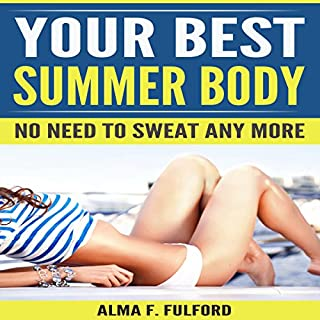 Your Best Summer Body audiobook cover art