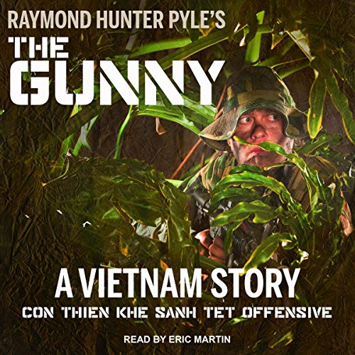 The Gunny audiobook cover art