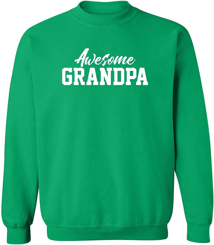 Awesome Grandpa Crewneck Sweatshirt