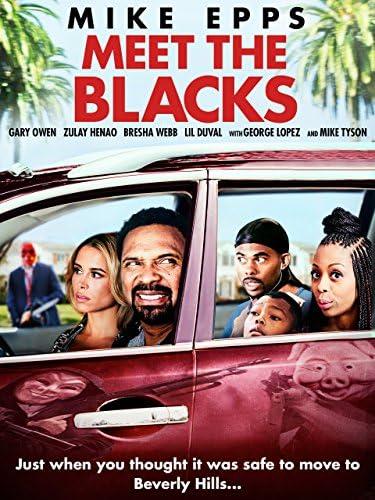Meet the Blacks product image