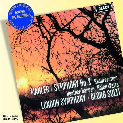 ヒザー・ハーパー, ヘレン・ワッツ, ロンドン交響合唱団, ロンドン交響楽団 & サー・ゲオルグ・ショルティ