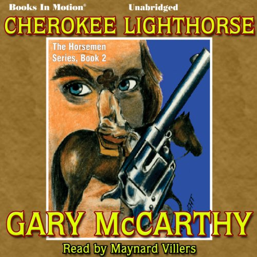 Cherokee Lighthorse audiobook cover art